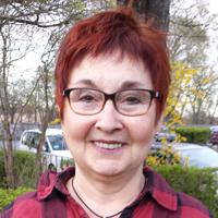 Elizabeth Fredriksson.