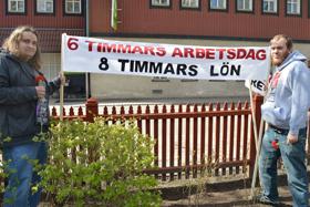 Plakat och banderoller 2.