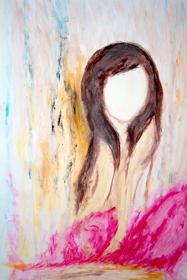 Kvinna utan identitet. Hon har inget land. Hon har förlorat allt. Även sin identitet.